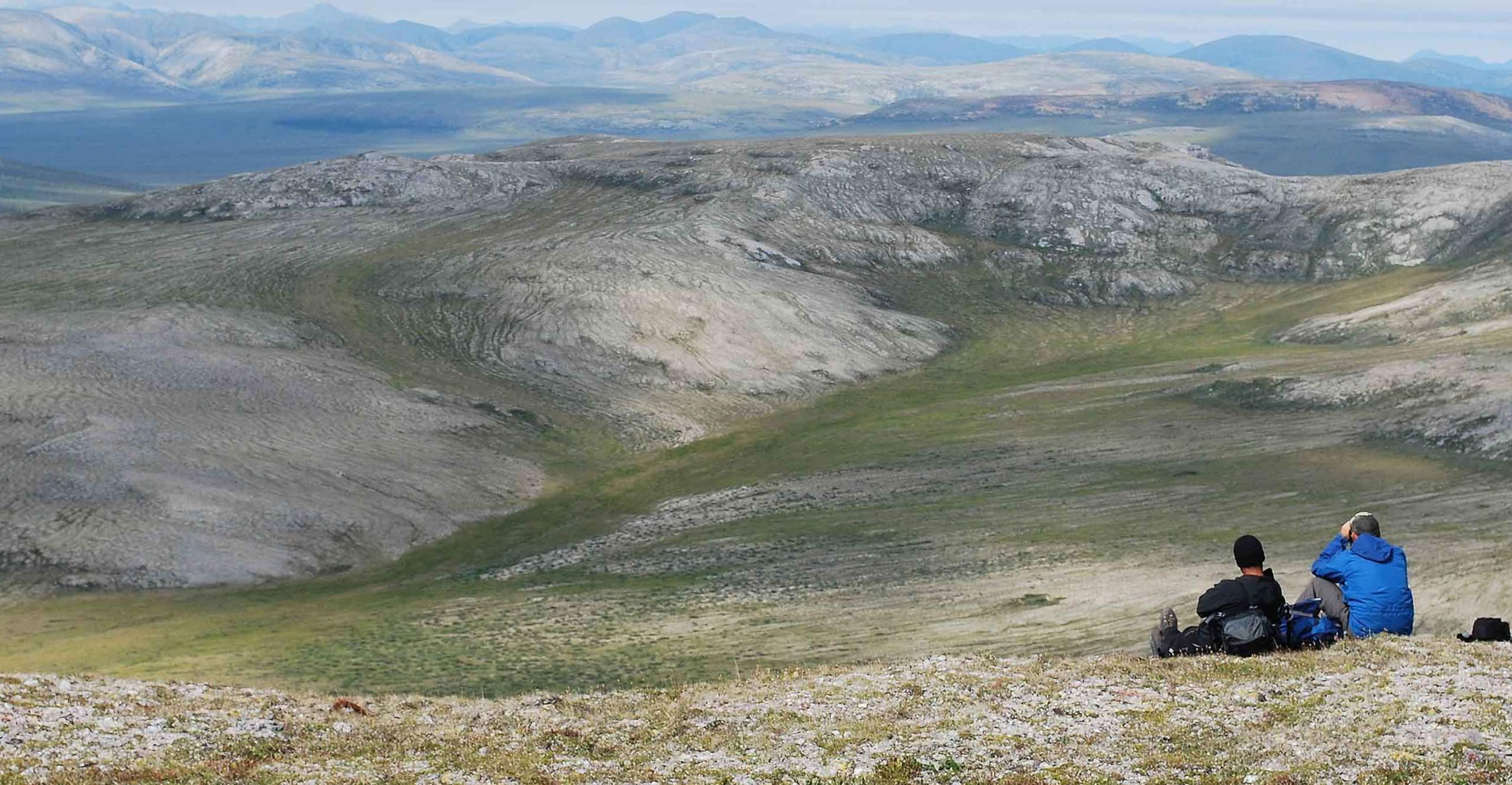 Vuntut National Park Travel Yukon Yukon Canada