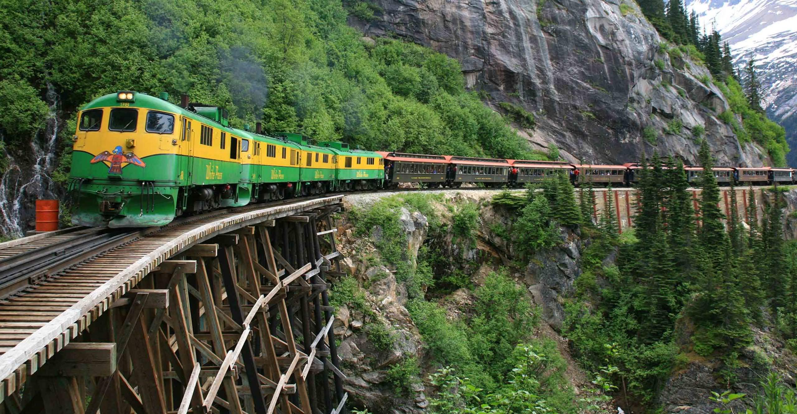 white pass and yukon route railroad | travel yukon, canada