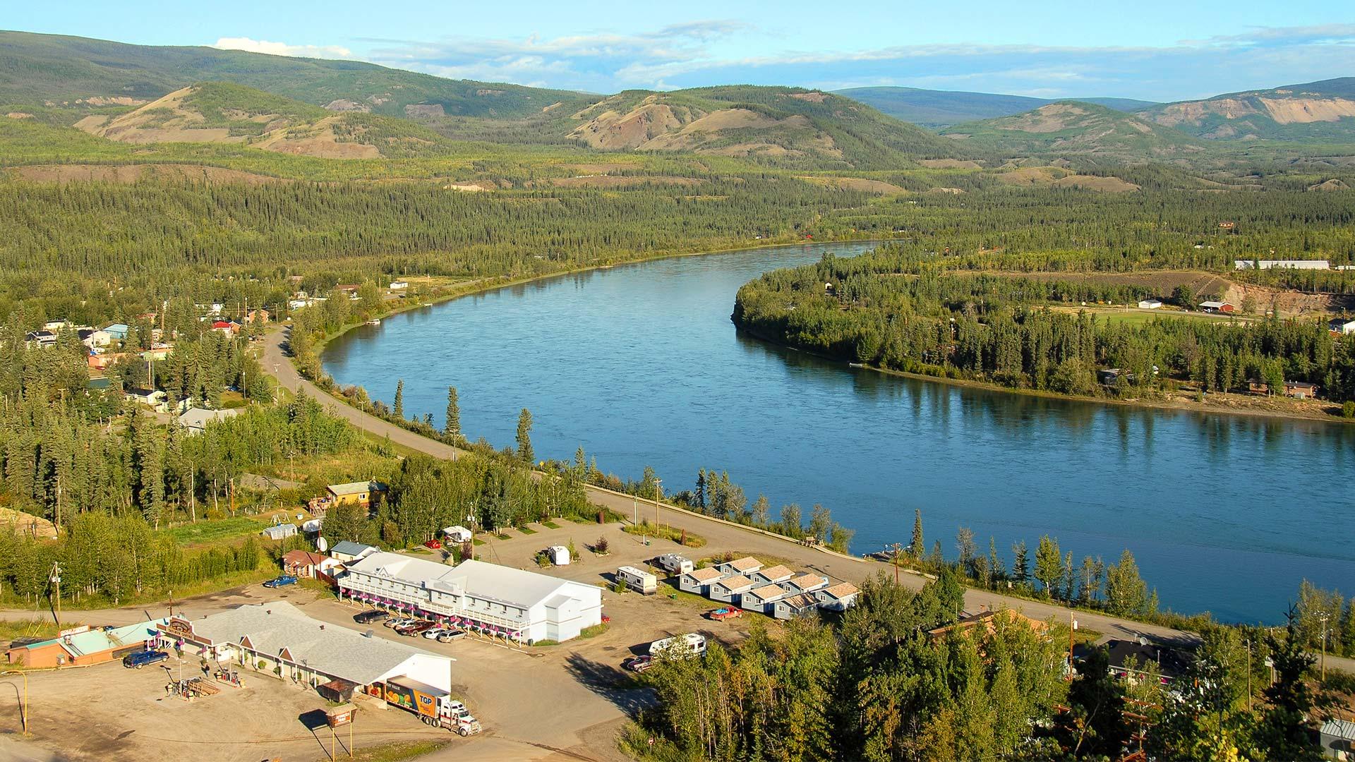 Carmacks Travel Yukon Yukon Canada Official Tourism