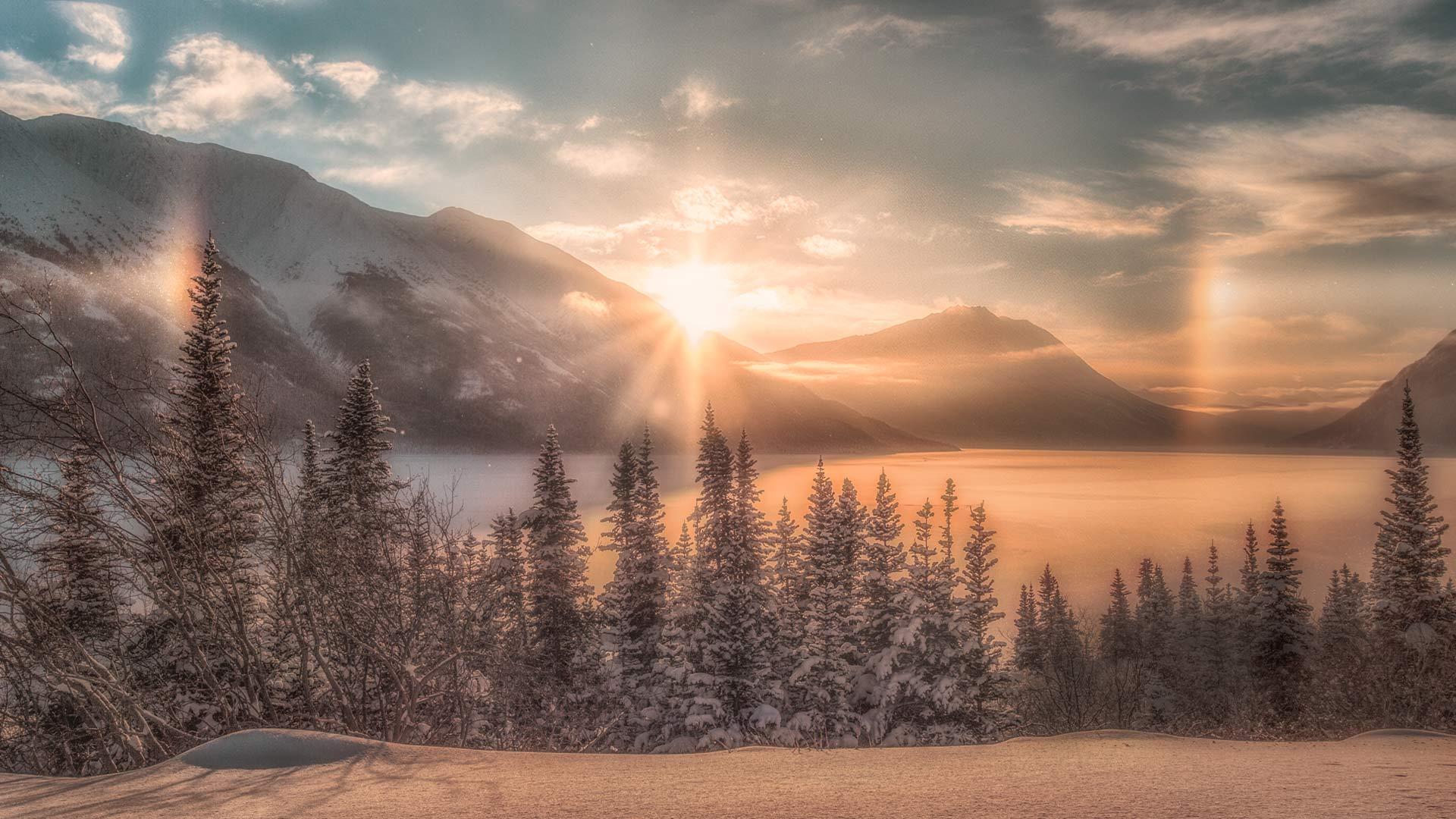 Yukon In The Winter Travel Yukon Yukon Canada