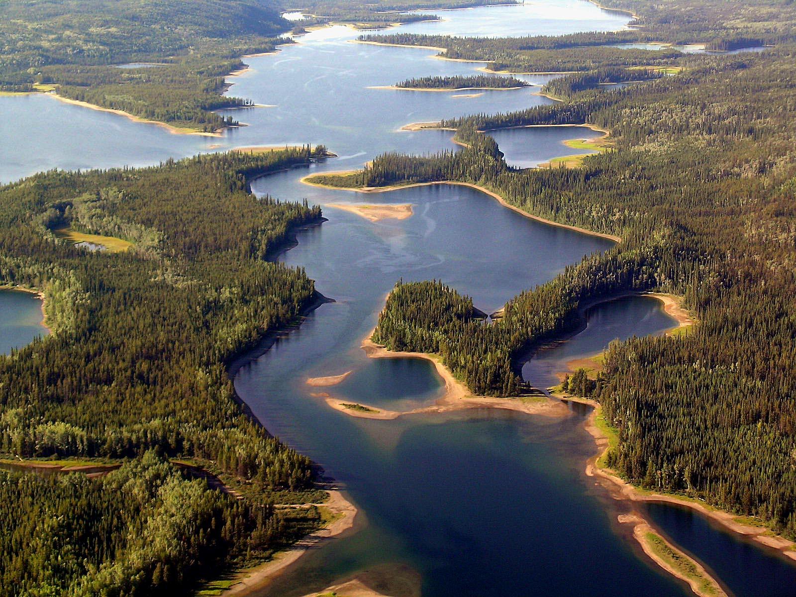 Frances Lake Discoverer Travel Yukon Yukon Canada