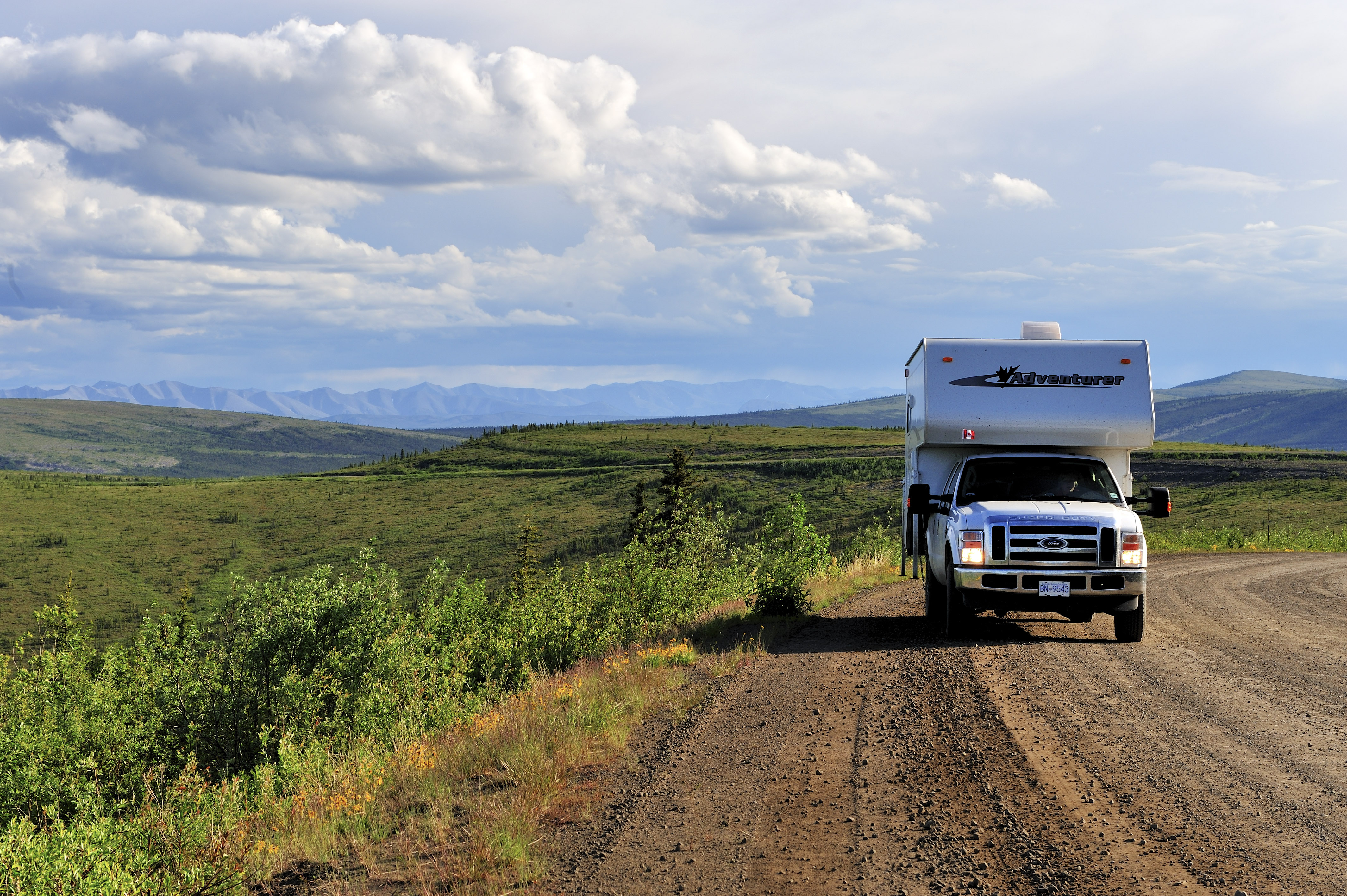 Touring - Dempster Highway