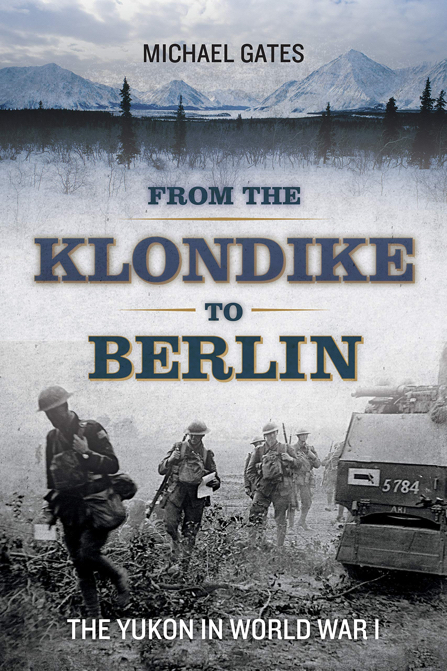 Klondike to Berlin Book Cover