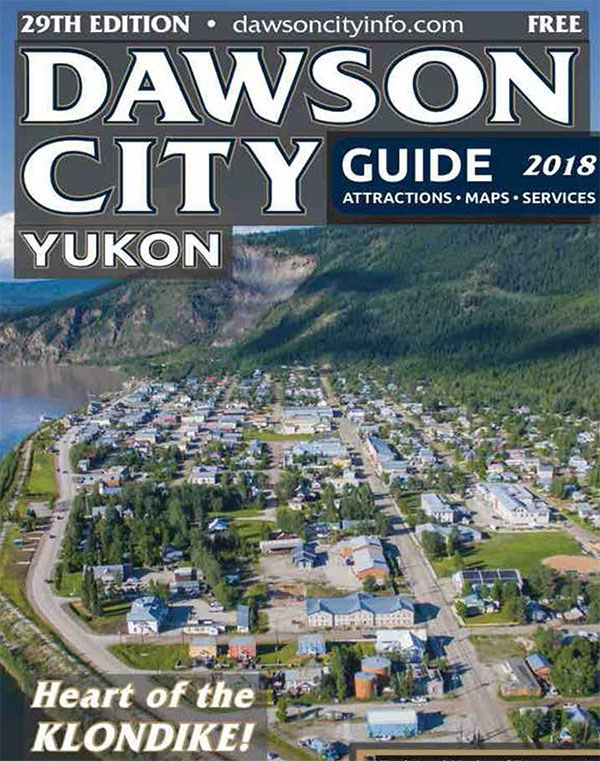 Dawson City Guide Cover