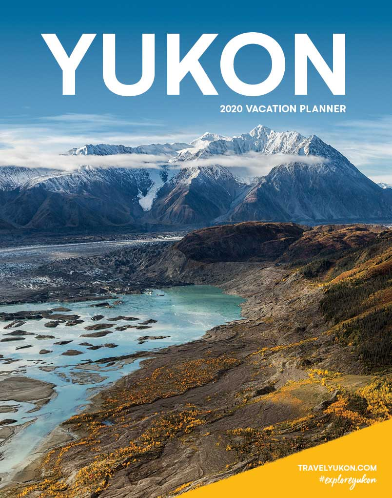 Cover of 2020 Yukon Vacation Planner