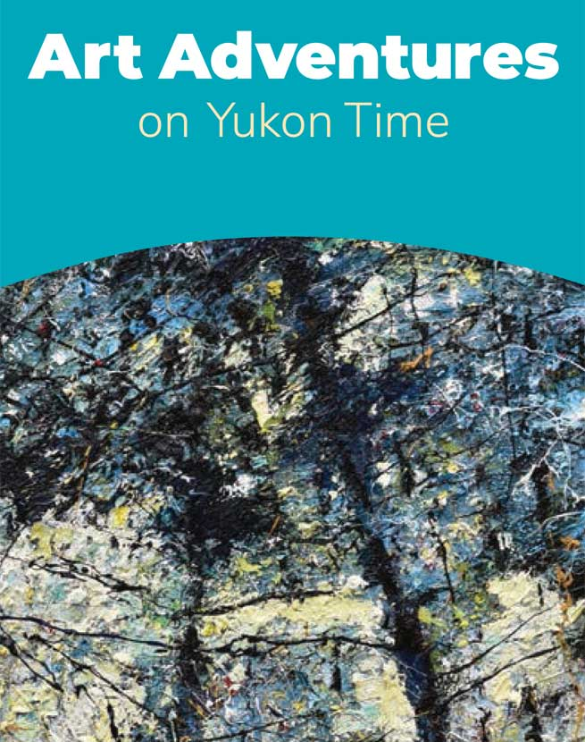 Art Adventures On Yukon Time Guide Cover