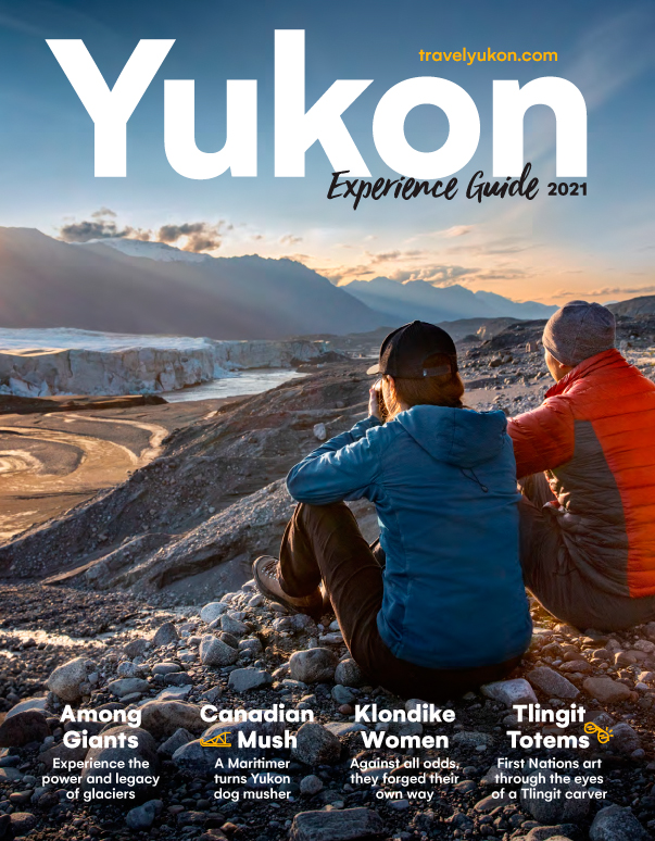 Cover of 2021 Yukon Experience Guide